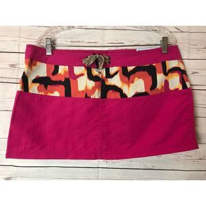Patagonia Board Skirtie Skirt 14 Pink Swim
